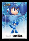 Amiibo - SSB - Mega Man - Box