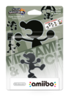 Amiibo - SSB - Mr. Game & Watch - Box