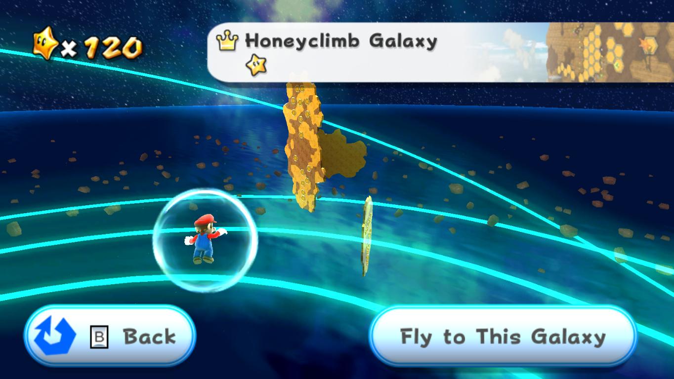 Honeyclimb Galaxy   Nintendo   FANDOM powered by Wikia