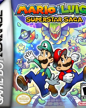 Mario Luigi Superstar Saga Nintendo Fandom