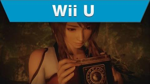 Wii U - Fatal Frame Maiden of Black Water Extremely Spoopy Trailer