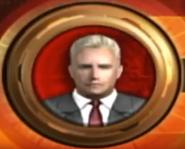 007 Nightfire Max Zorin multiplayer portrait