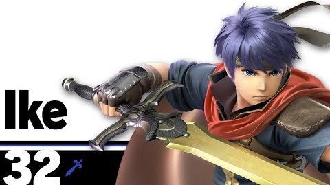 32- Ike – Super Smash Bros. Ultimate