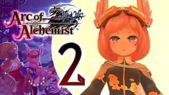Arc of Alchemist Walkthrough Part 2 (PS4, Switch) English