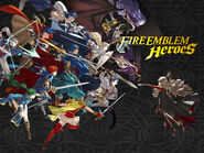 Fire Emblem Heroes - Illustration 02