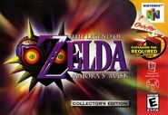Legend of Zelda Majoras Mask (NA)