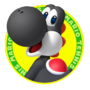 MTO Black Yoshi Icon