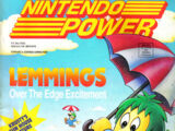 Nintendo Power V37