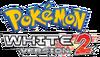 Pokémon White 2 (Logo - NA)