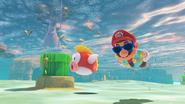 Super Mario Odyssey - Luigi's Balloon World - Screenshot 012