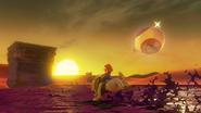 Super Mario Odyssey - Luigi's Balloon World - Screenshot 016