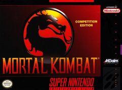 Mortal Kombat (SNES) (NA)