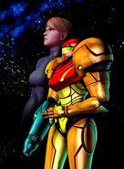 Samus Power Suit Zero Suit