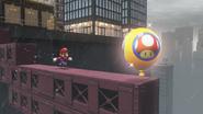 Super Mario Odyssey - Luigi's Balloon World - Screenshot 010