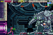 The Ridley Robot fight