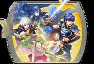 Fire Emblem Heroes - Summoning Banner - Legendary Heroes