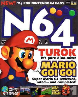 N64 Magazine