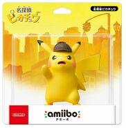 Amiibo - Detective Pikachu - Box JP