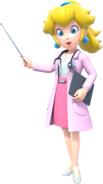 Dr. Mario World - Dr. Peach