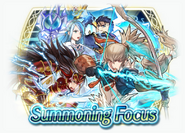Fire Emblem Heroes - Summoning Banner - Hero Fest