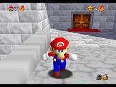 Mario Under Castle - Super Mario 64