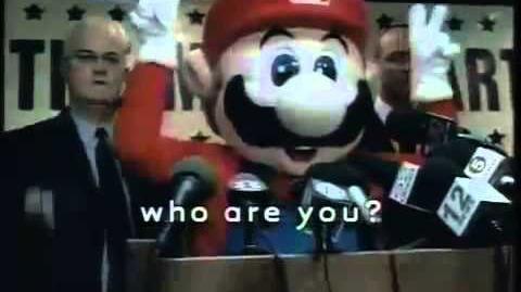 Comercial Mario Party 5 - 2003