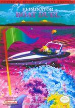 Eliminator Boat Duel Box Art NA