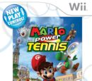New Play Control! Mario Power Tennis