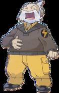 Wattson (Pokémon Ruby and Sapphire)