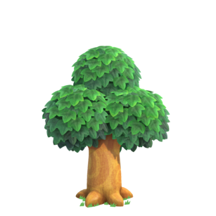 Animal Crossing New Horizons - Tree