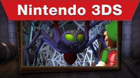 Nintendo 3DS - Luigi's Mansion Dark Moon E3 Trailer