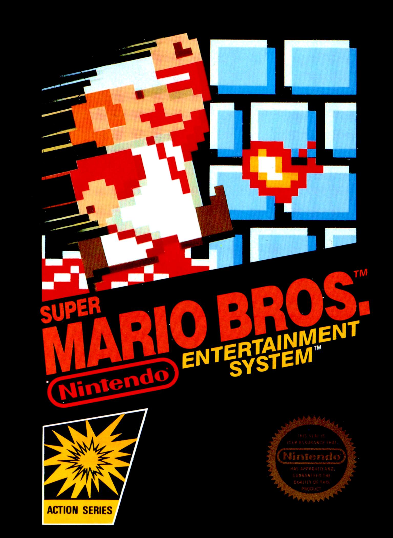 Super Mario Bros  | Nintendo | FANDOM powered by Wikia