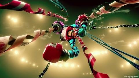 ARMS - Nintendo Switch Trailer