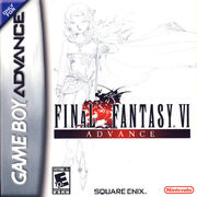 Final Fantasy VI Advance (NA)