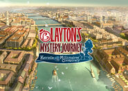 Layton's Mystery Journey Katrielle and the Millionaires' Conspiracy - Key art 02