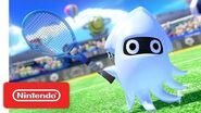 Mario Tennis Aces - Blooper