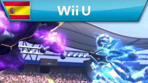 Pokkén Tournament - Las mejores batallas de Pokémon (Wii U)