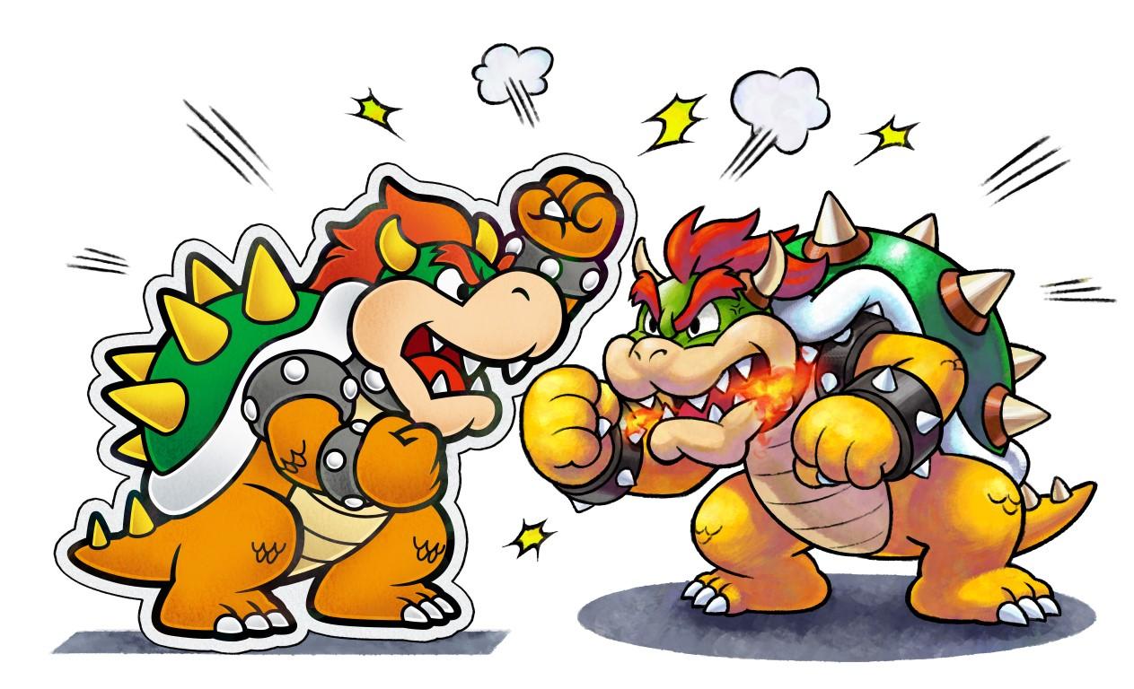Paper Mario Luigi
