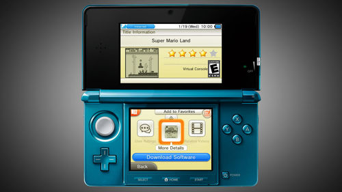 3DS Virtual Console (North America) | Nintendo | FANDOM