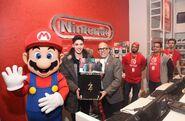 Nintendo NY store Nintendo Switch Launch Event 1