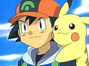 Ash&Pikachu