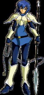 Catria (Fire Emblem Monshou no Nazo - 2)