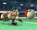 FoxTossingPokeball