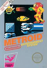 Metroid (NES) (NA)