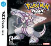 Pokémon Pearl