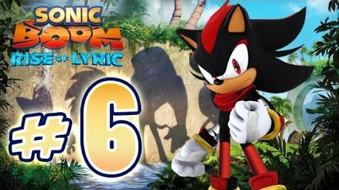 Sonic Boom Rise of Lyric (WiiU) Gameplay No Commentary Walkthrough Part 6