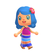 Animal Crossing New Horizons - Character artwork 04