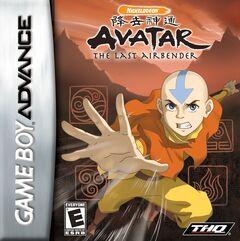 Avatar The Last Airbender (GBA) (NA)