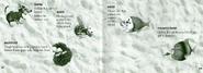 Donkey Kong Land III Manual (Baddies, Page 2)