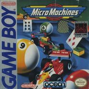 Micro Machines GB